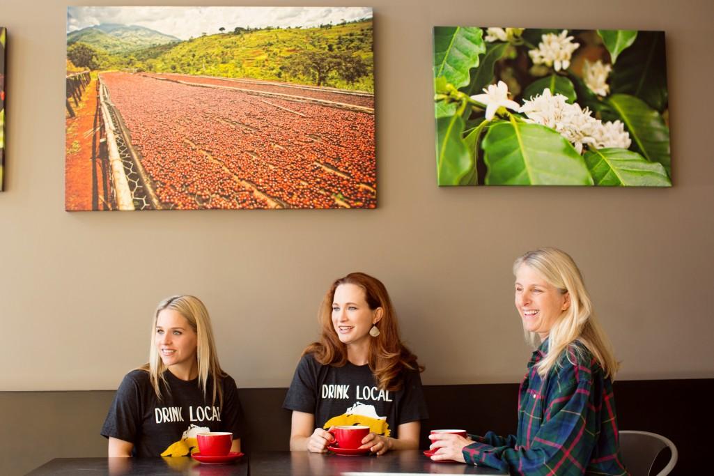 Duluth Coffee Shop