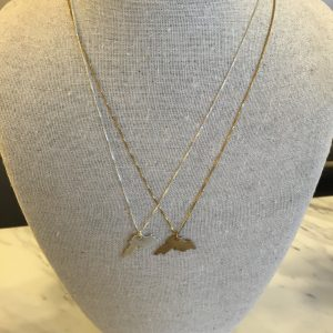 Andi's | Lake Superior Necklace $50.00 Andi's offers a selection of contemporary fashions from over thirty top designers. Our friendly staff is always on hand to help you find an amazing outfit or the perfect pair of jeans.