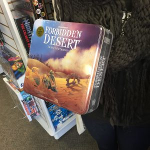 Dungeon's End Game Store | Forbidden Desert $29.99 Dungeon's End is a locally owned games store located in friendly West Duluth (Duluth, MN). Situated one block from I-35 and Grand Avenue and with plenty of free parking, we are perfectly located for gamers near and far to conveniently access all their gaming needs.