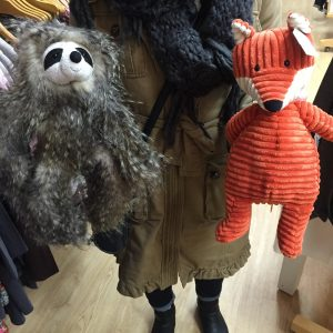 Sproutlings | Plush Fox $25.00 | Plush Sloth $31.00 Sproutlings Children's Boutique in Duluth, MN highlights items for infant through size 8 Y. Our focus is fun, durable fashions, shoes & accessories. Sproutlings supports eco minded products for your child.