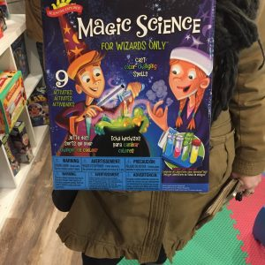 Legacy Toys | Magic Science $21.99 Legacy Toys in Duluth is a unique toy store located in Miller Hill Mall. With a life size animatronic baby t-rex, 40' wide rainforest and a complete retro candy store, we have lots of fun for the whole family. We have over 12,000 unique toys for you to choose from!