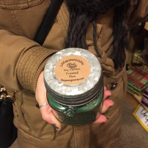 Art in the Alley   Candle $12.95 Check out our two Duluth locations...Downtown and Miller Hill Mall! Both are filled with fun women's clothing and accessories!!!
