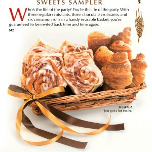 Duluth's Best Bread | Sweets Sampler $42.00 Our goal was to make the best bread possible, not to avoid certain ingredients. But it just so happens that the most traditional styles of bread are naturally vegan with no preservatives, additives, or dough conditioners--just flour, salt, water, and wild yeast!