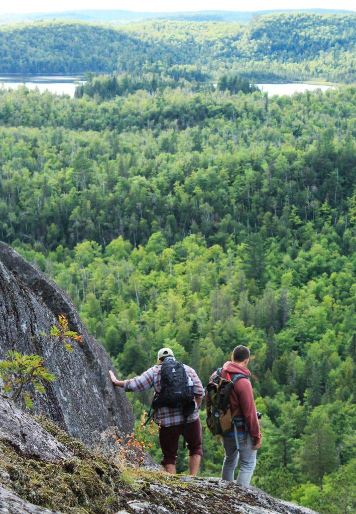 Steep Mount Trudee Overlook 2 on the SHT_Alyssa Hei-0271
