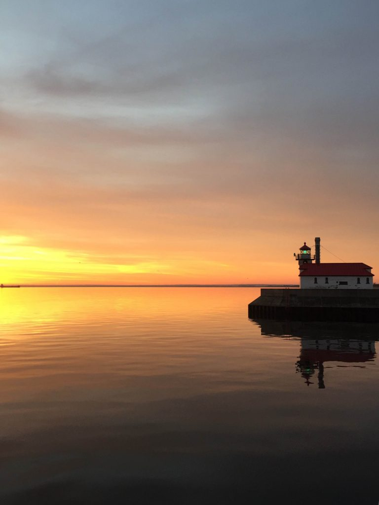 lighthouse_lake_superior_great_lake_sunset_explore_mn_erin_kotzenmacher